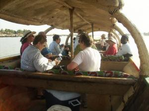 Niger River Cruise Tour Packages