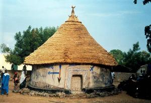 Sacred House of Kangaba