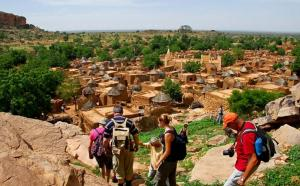 Trekking in Dogon Country